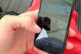 Foto eines Nutzers der Vine-App