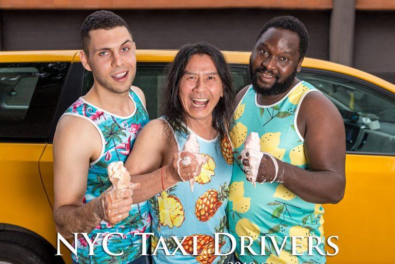 Taxidriver NYC 2019