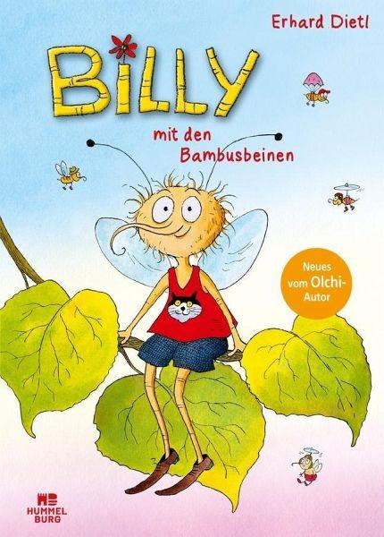Cover Billy mit den Bambusbeinen
