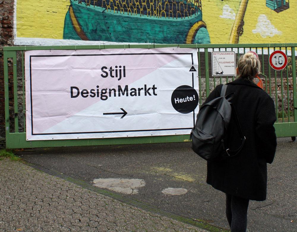 Stijl DesignMarkt, Eingang Boui Boui Bilk
