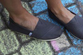 Motiv Füße